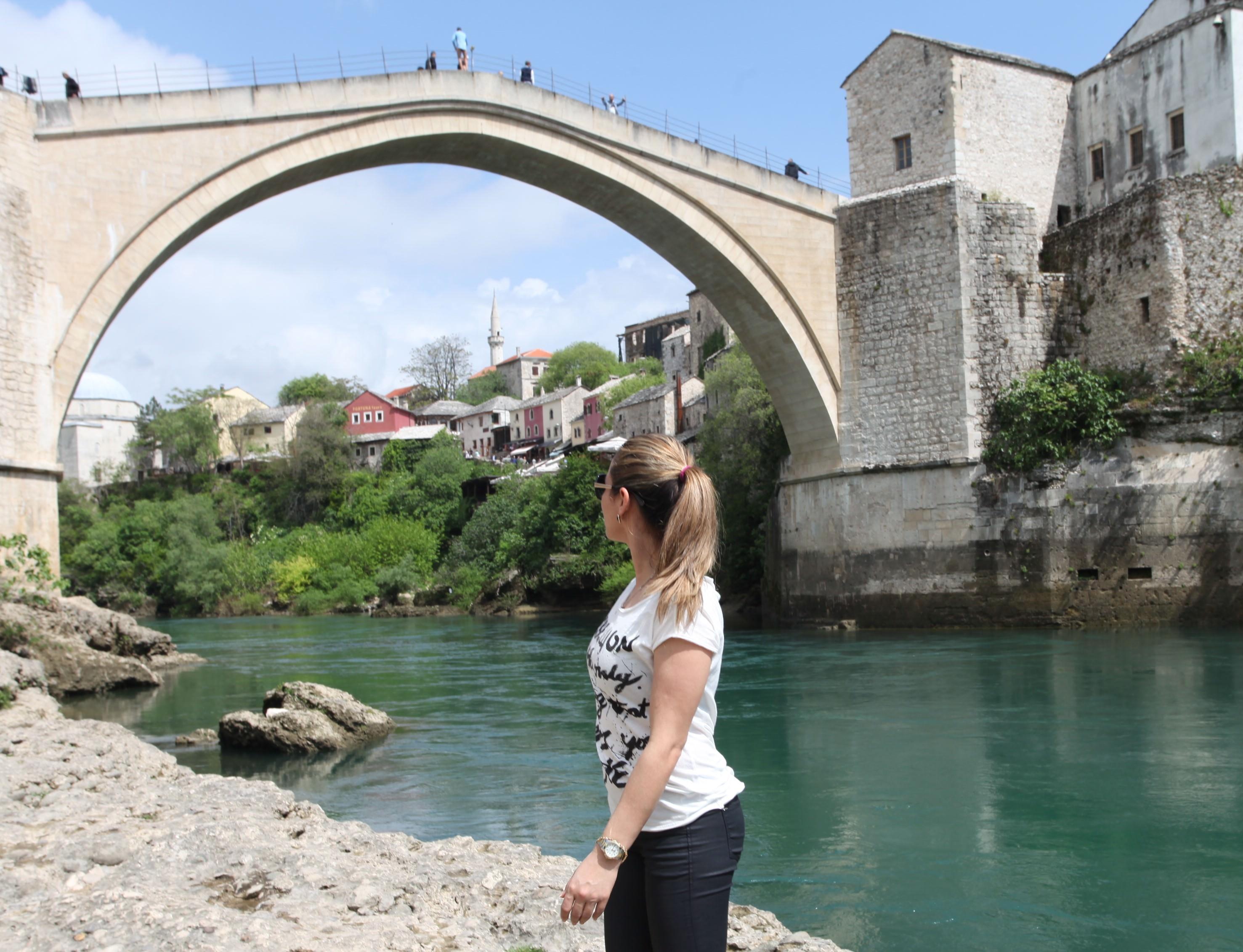 Um dia em Mostar – Bosnia