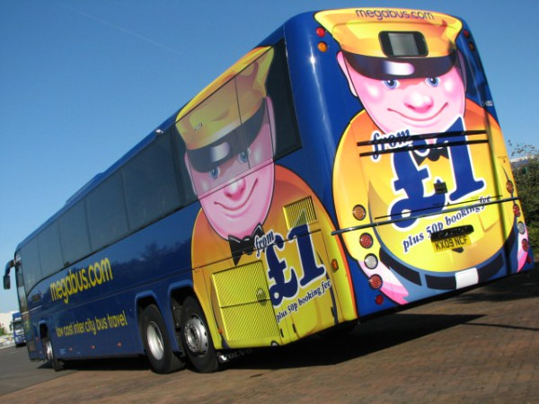 viajando barato pela Inglaterra e Europa de ônibus
