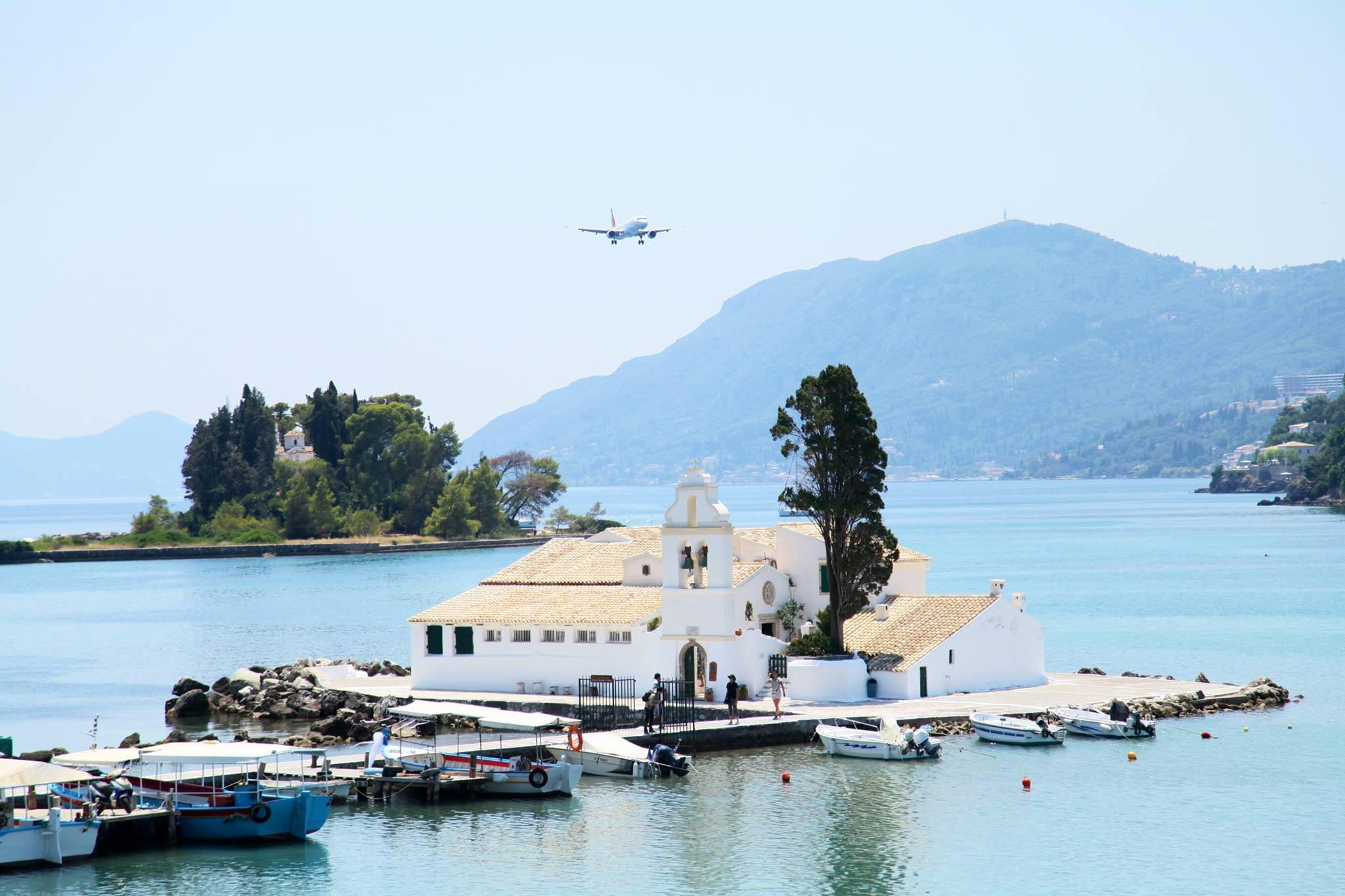 7 dias em Corfu – Grécia