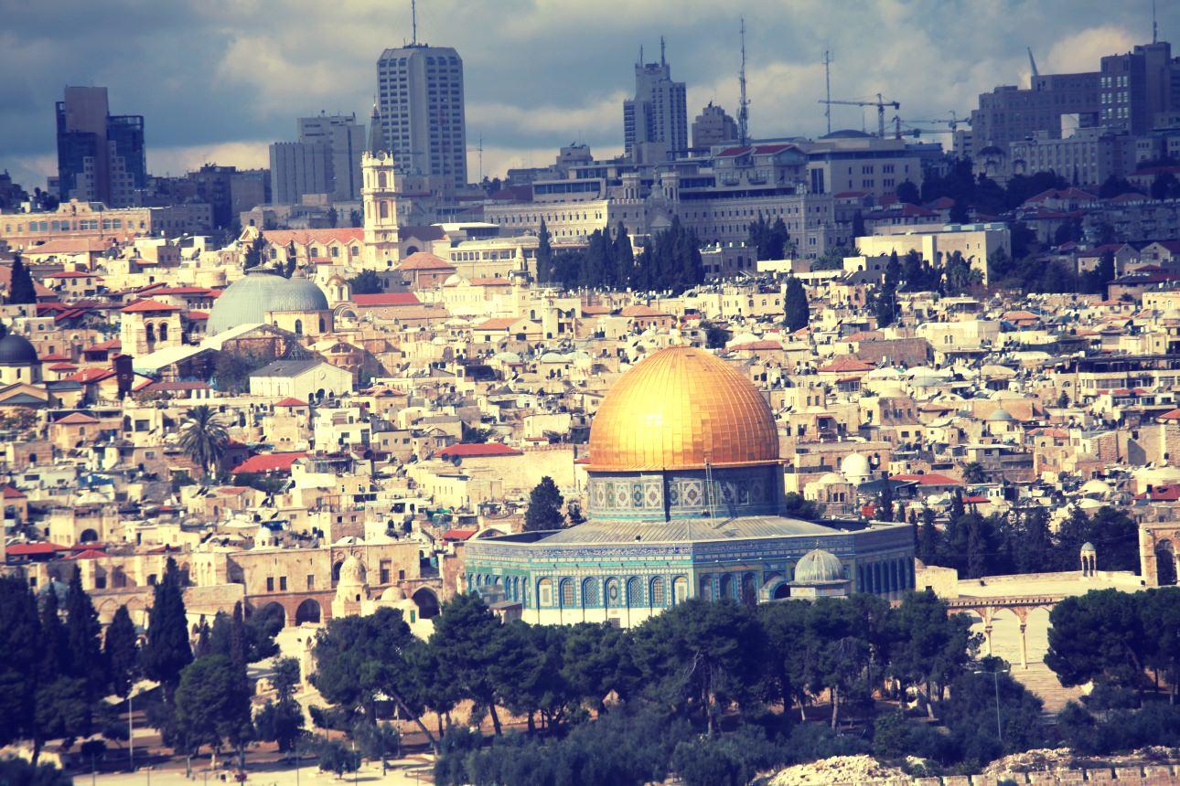 8 dias em Israel a Terra Santa