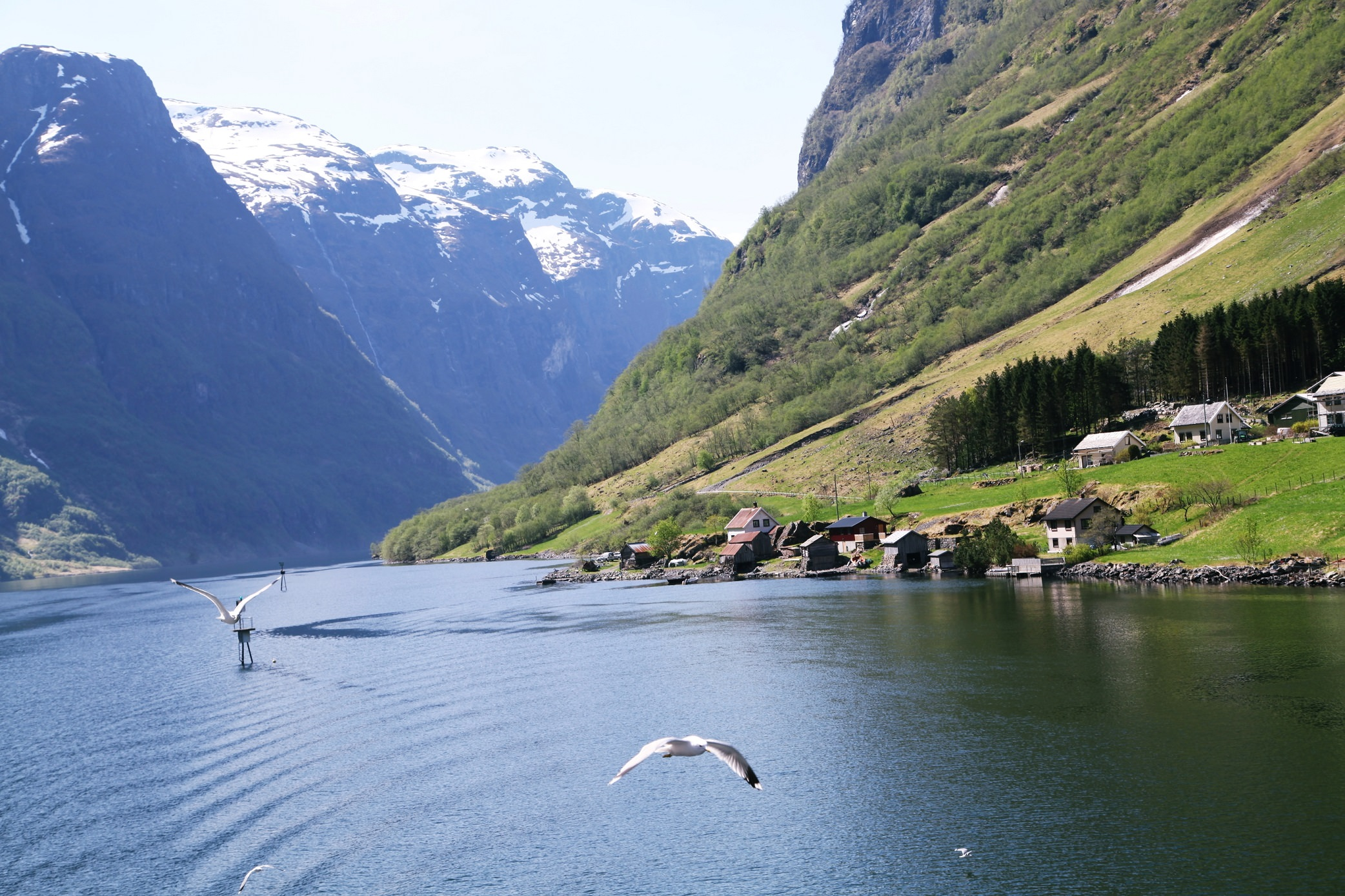 Um roteiro de 4 dias pela Noruega