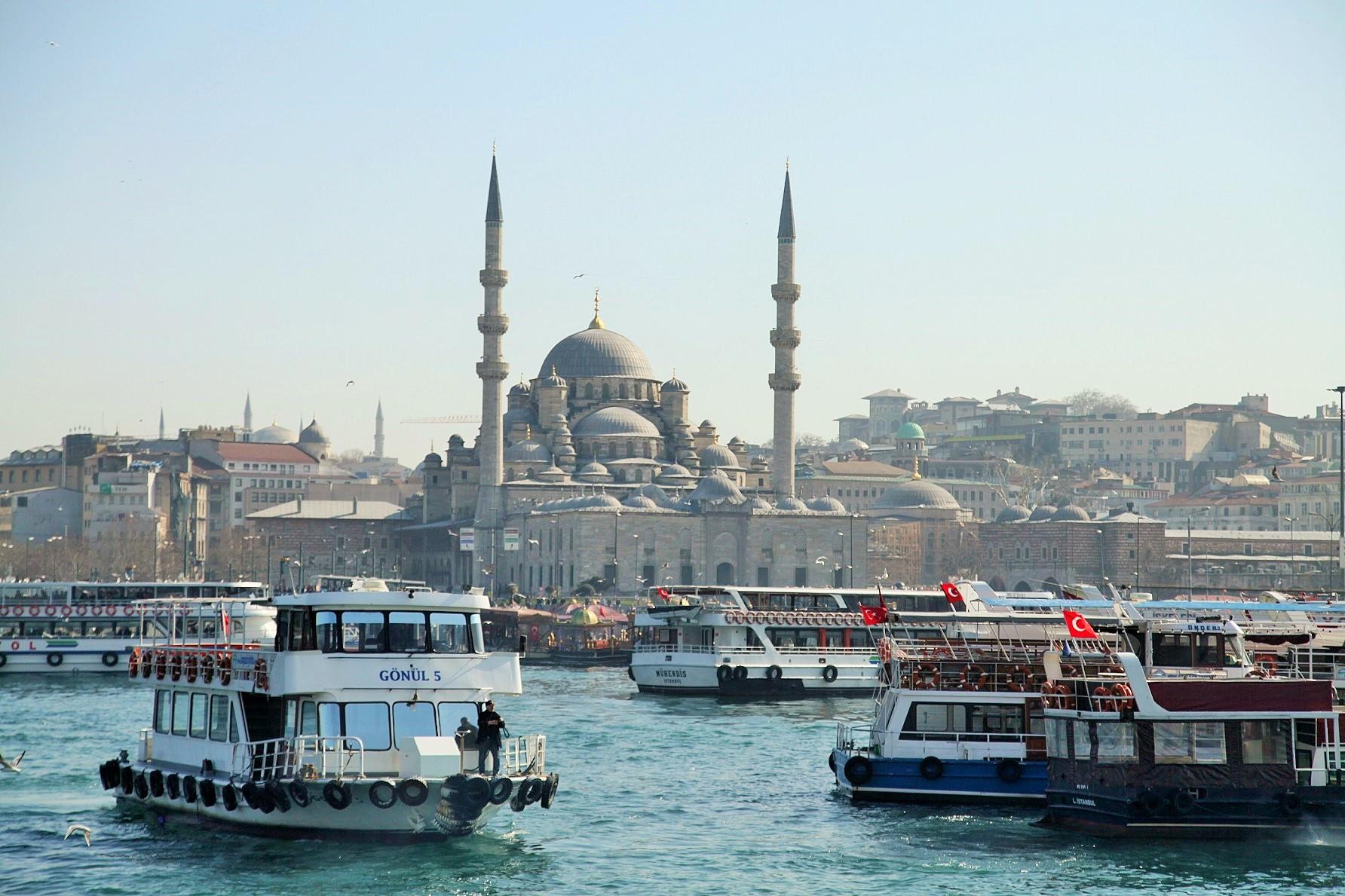 3 dias em Istambul – Turquia