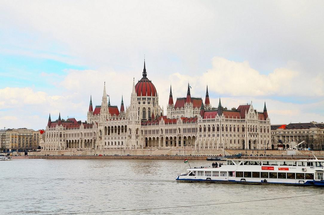 Budapeste em 1 dia