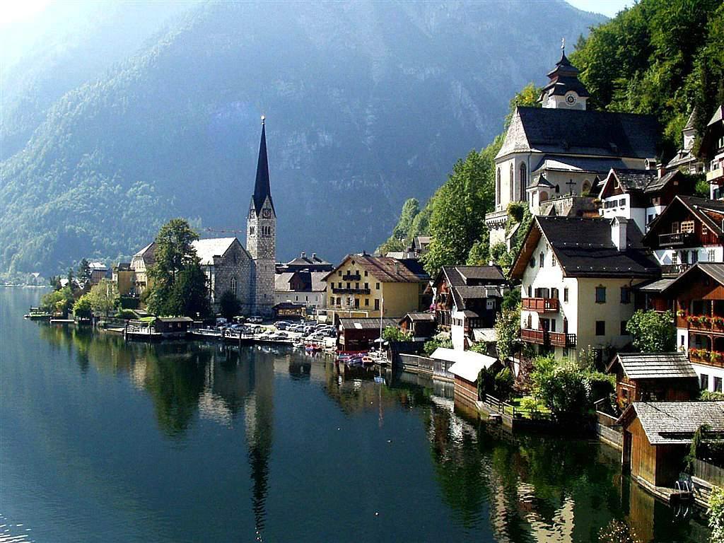 Um roteiro pela Áustria de 4 dias