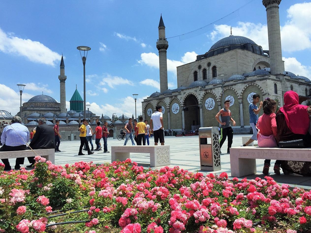 1 dia em Konya Turquia