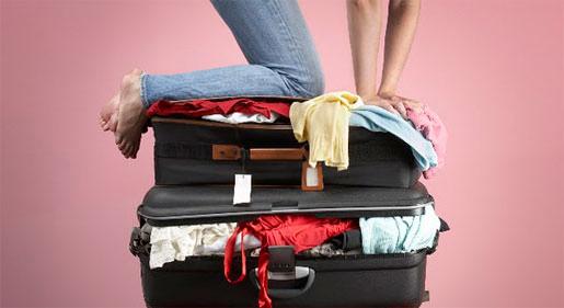 10 dicas essenciais ao fazer as malas