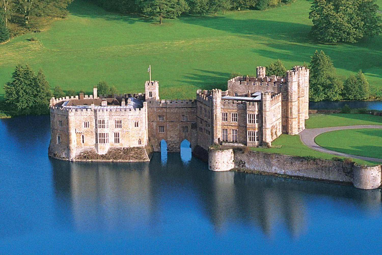Leeds Castle – Um dos castelos mais charmosos da Inglaterra