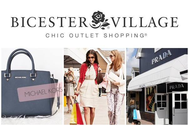 Bicester Village Outlet perto de Londres