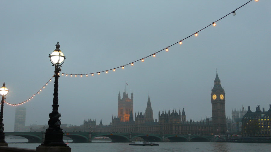 Dicas para fazer em Londres durante o inverno