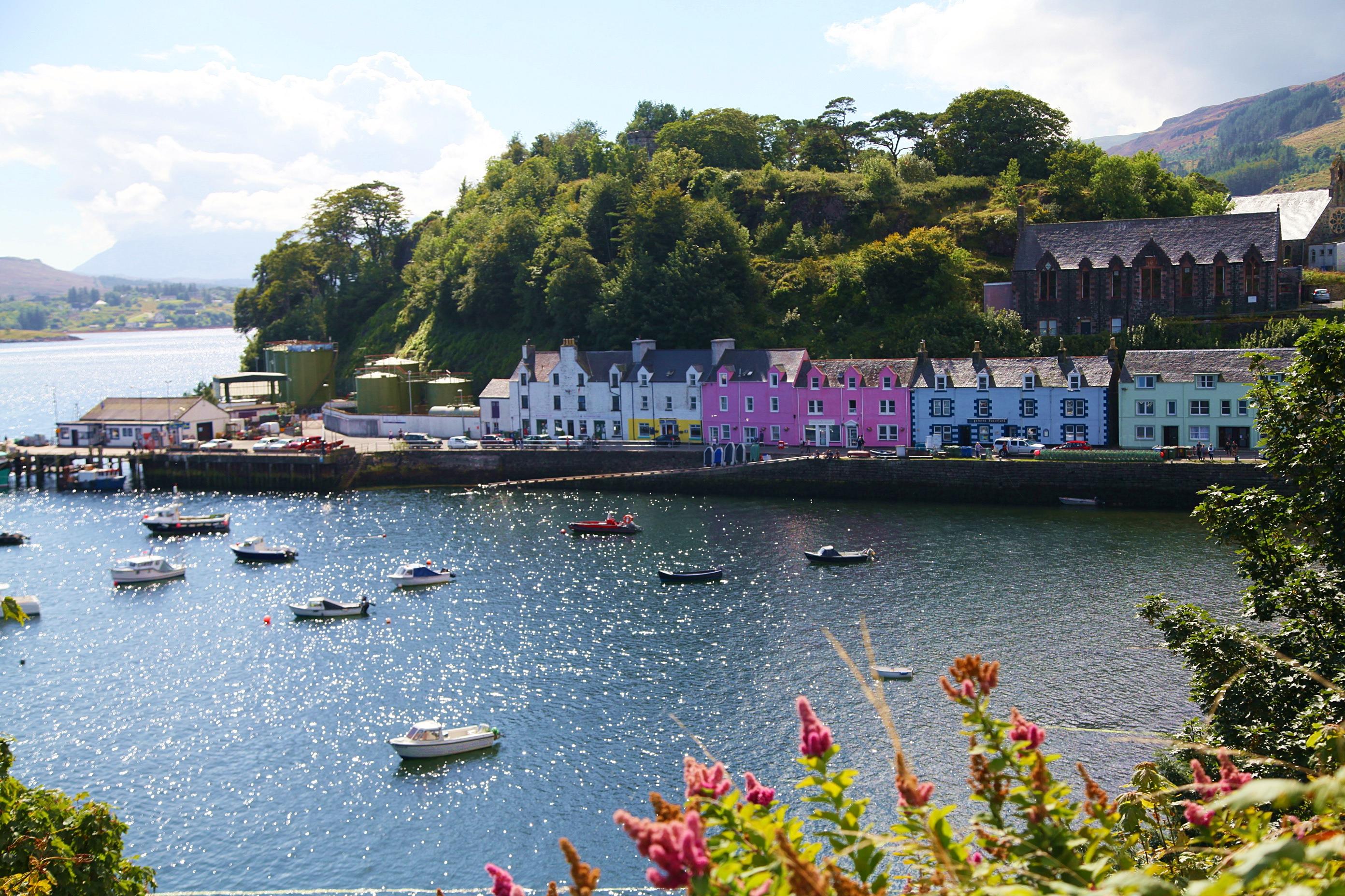 Isle of Skye um paraíso na Escócia