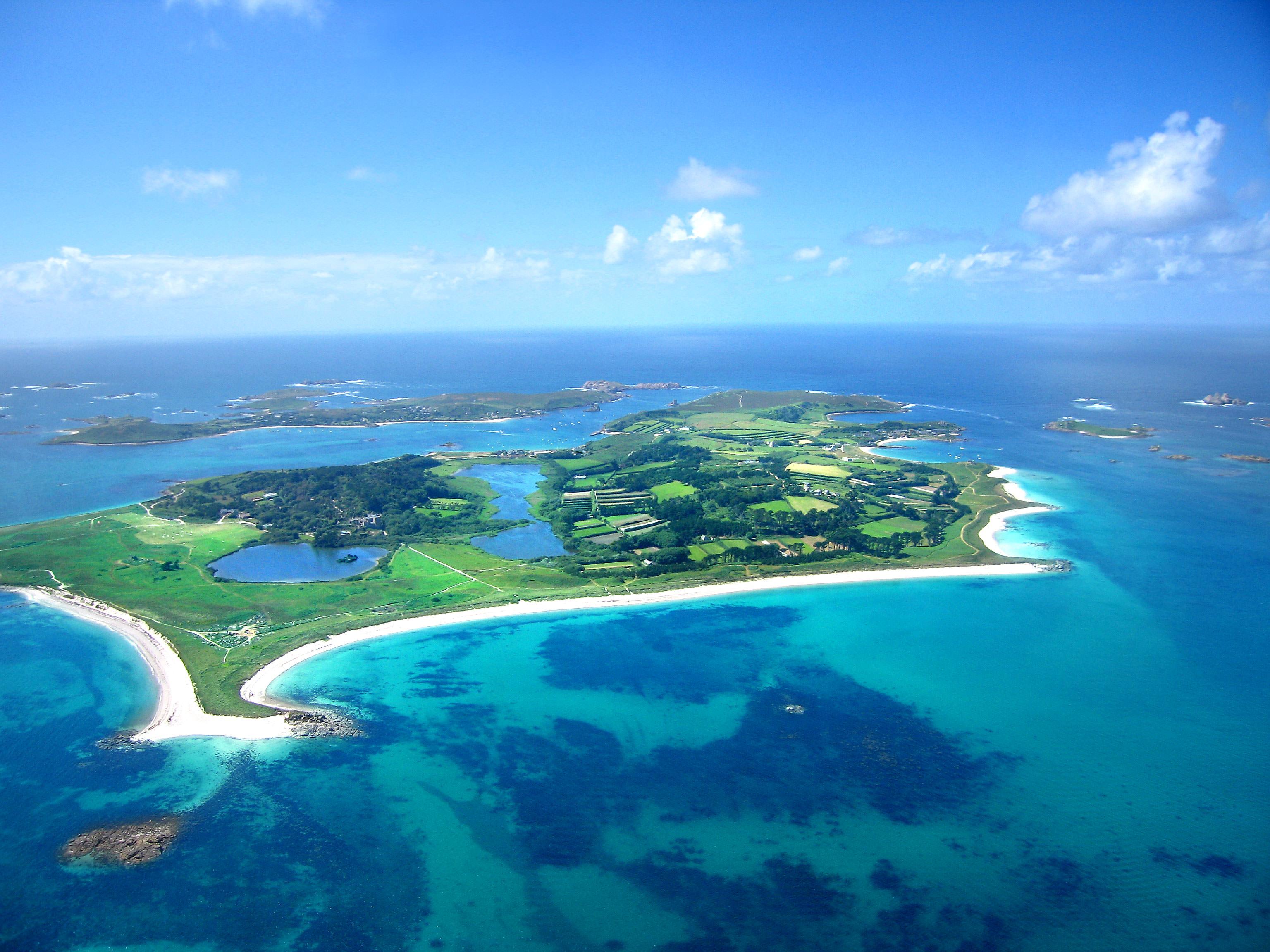 Ilhas Scilly um verdadeiro paraíso no Reino Unido