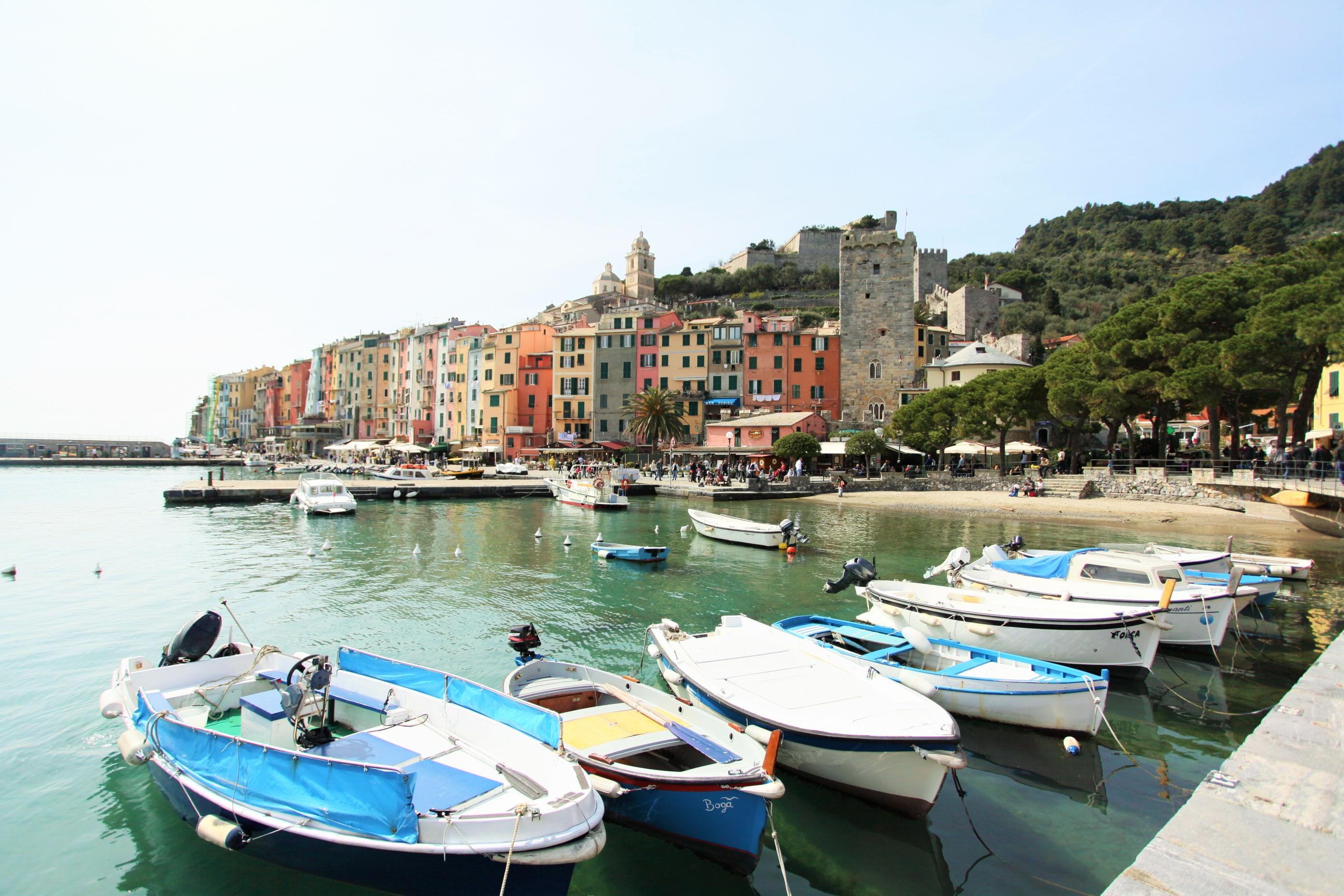 Dicas de Portovenere Itália