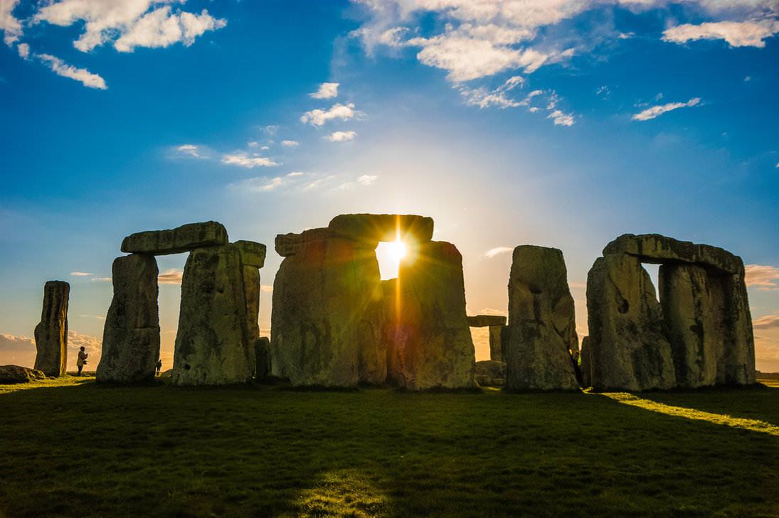 Destinos clássicos e românticos do Reino Unido
