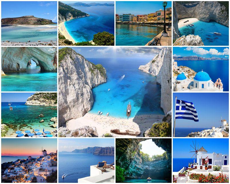 Roteiro de 8 dias pela Grécia – Creta – Santorini – Mykonos – Zakynthos e Kefalonia