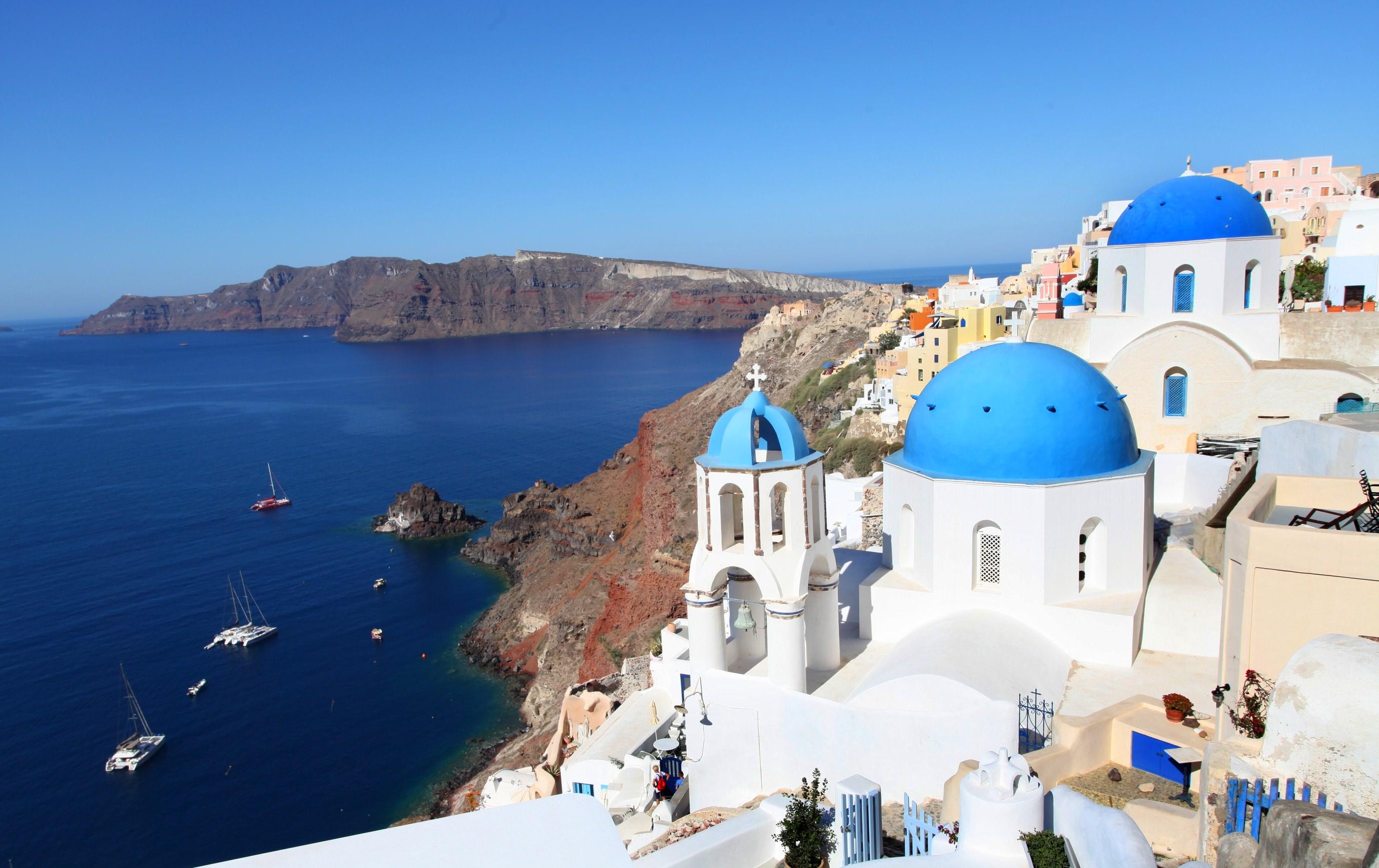 Dicas de Santorini –  24 horas na ilha mais romântica da Grécia!