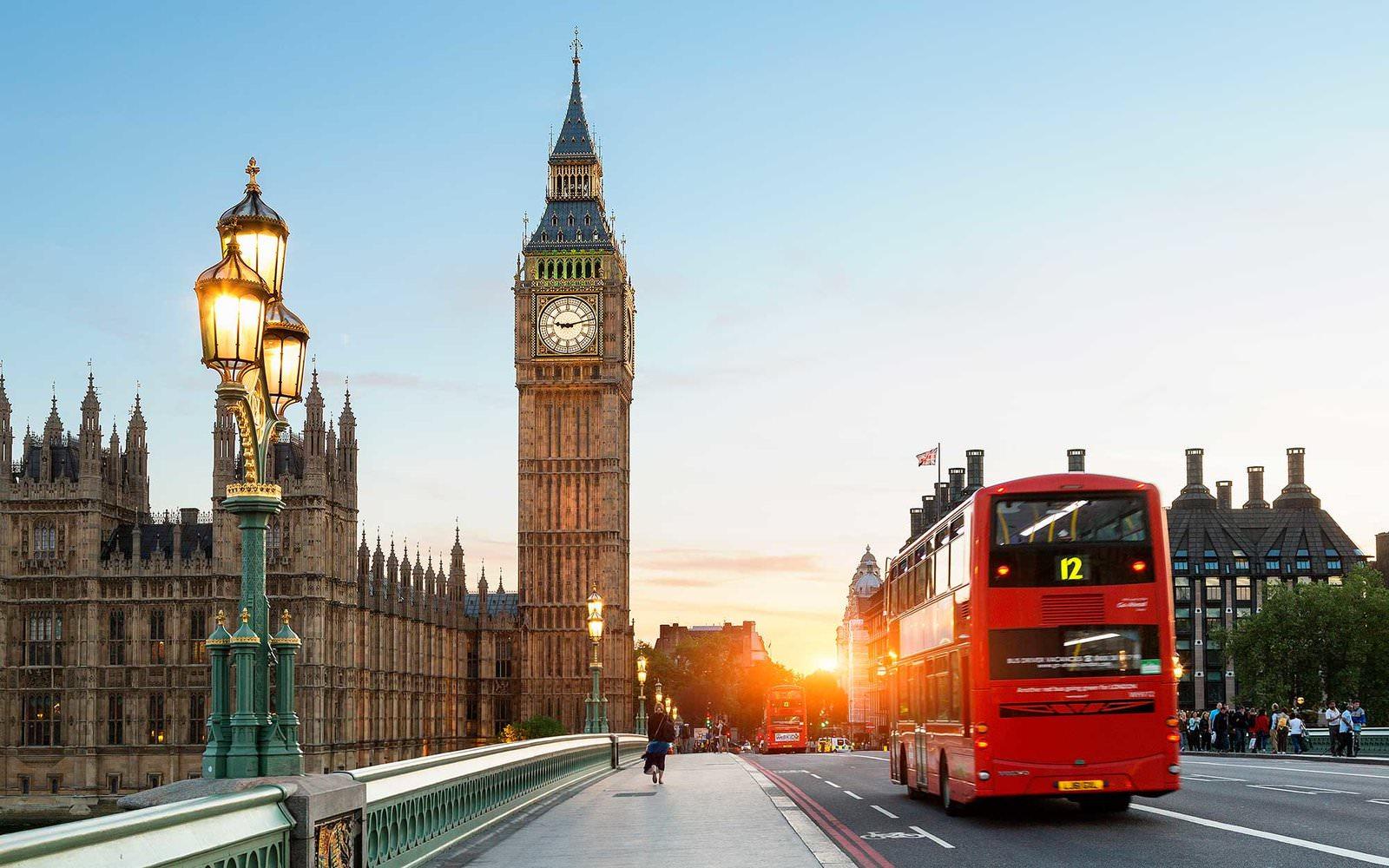 15 razões para amar Londres