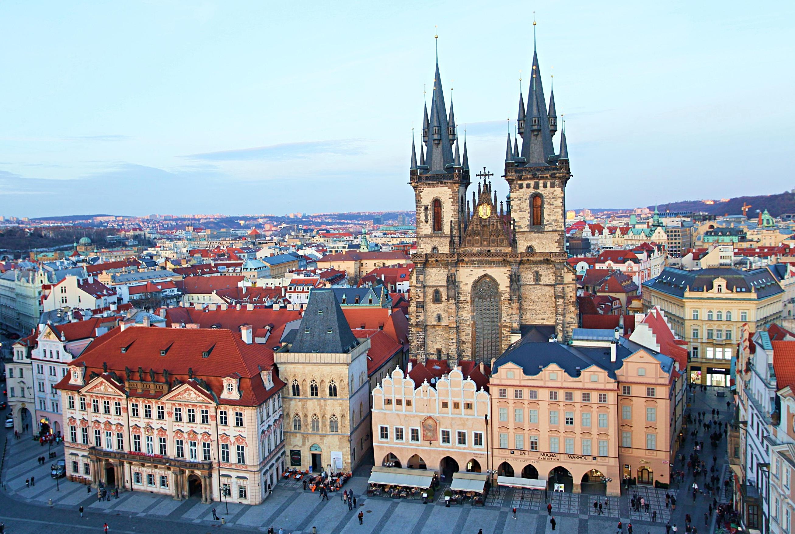 O que ver e fazer em 3 dias em Praga – República Tcheca!