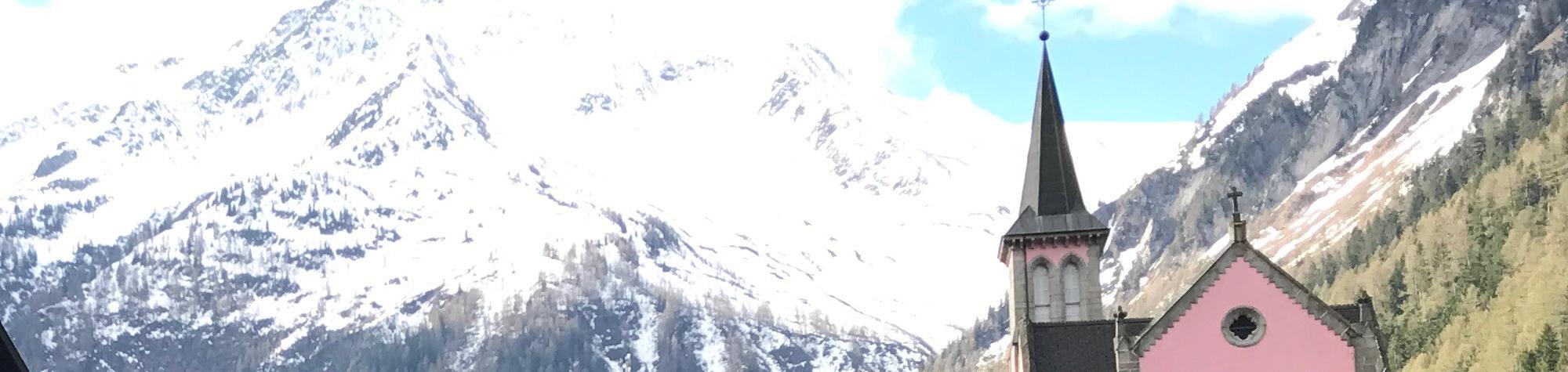 Chamonix uma cidade pitoresca aos pés do Mont Blanc – França
