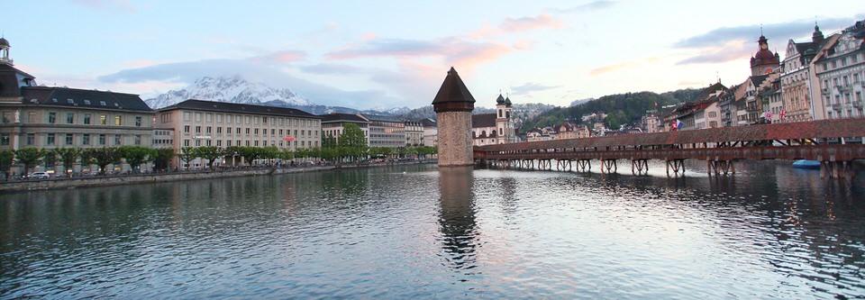 5 lugares pra ver em um dia em Lucerna – Suíça