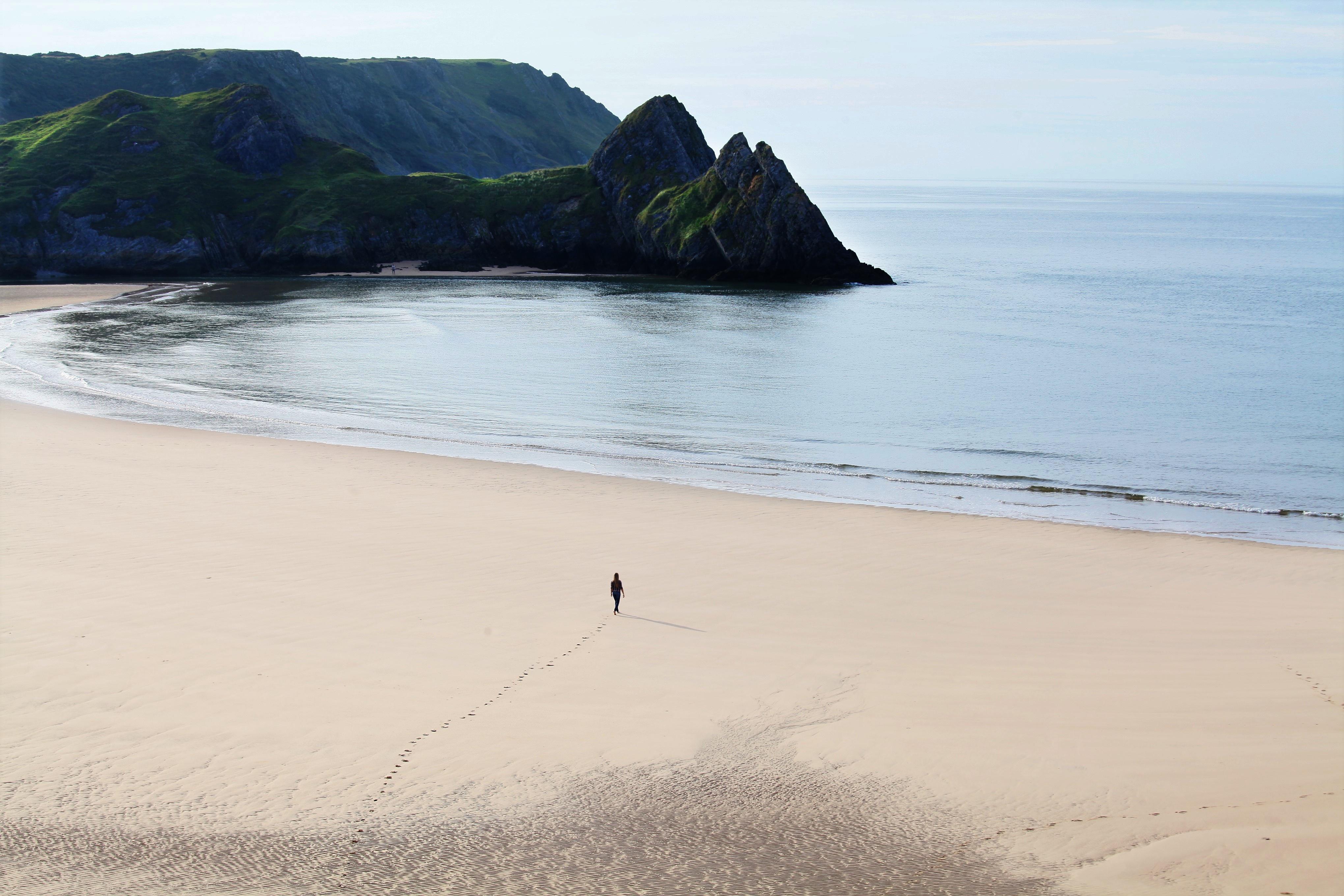 Conhecendo 6 maravilhas do sul do País de Gales