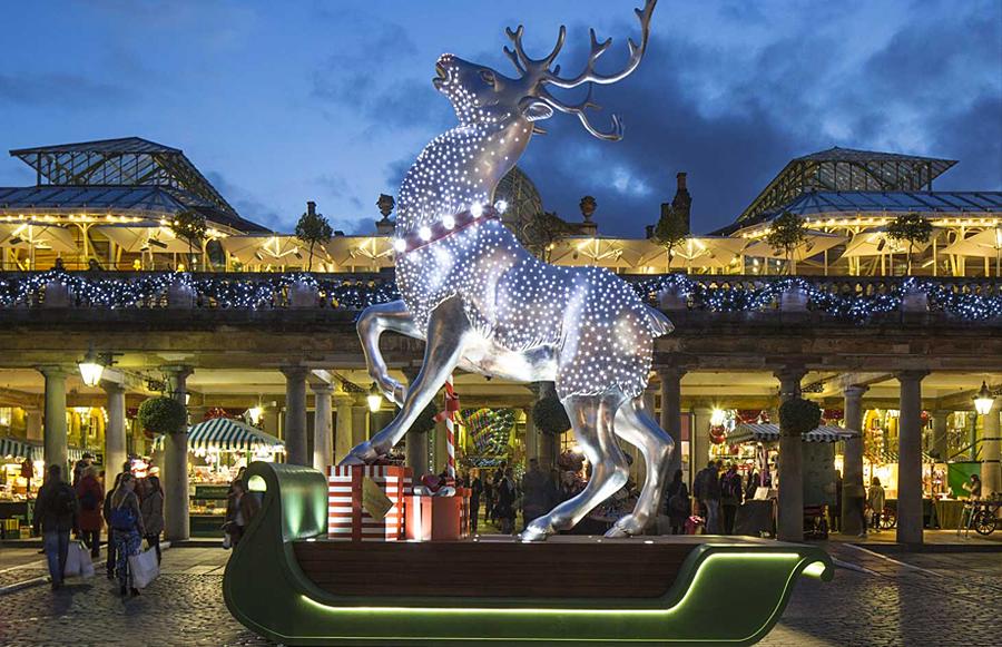 Natal em Londres – O que se esperar dos dias 24,25 e 26 de dezembro!
