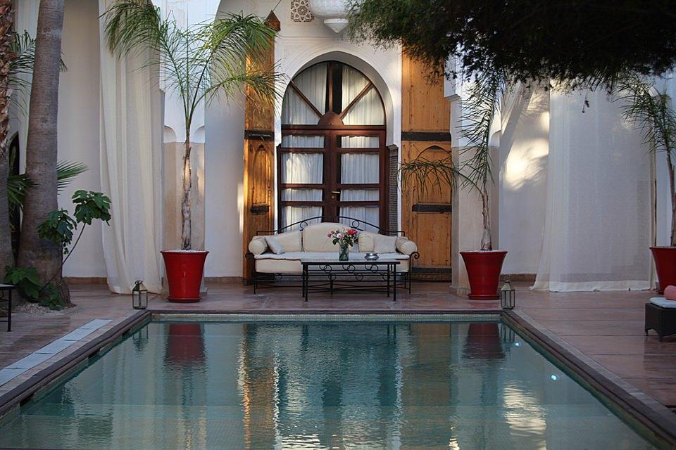 Dicas de hospedagem e lugares pra visitar em Marrakech – Marrocos!