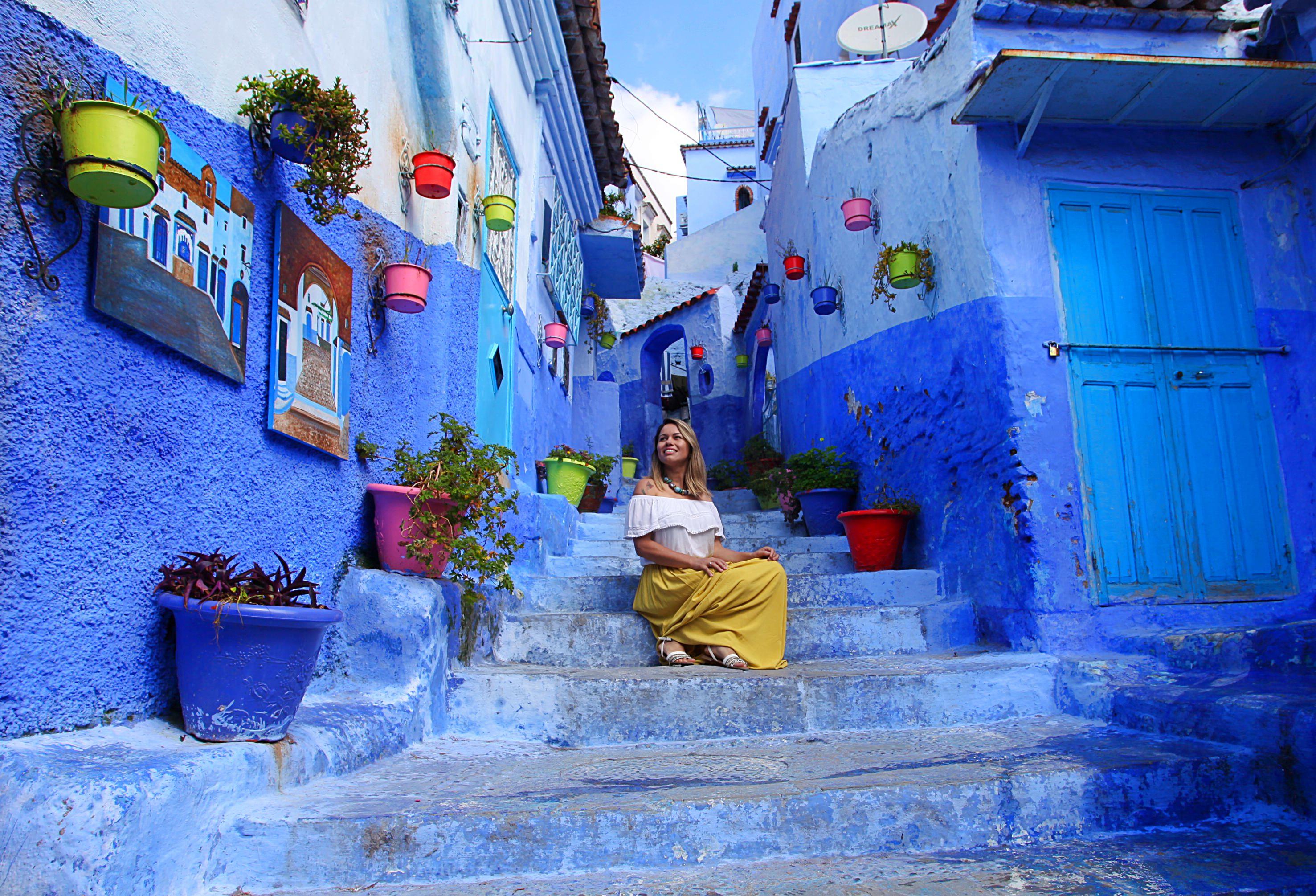Chefchaouen – O que ver na linda cidade azul do Marrocos